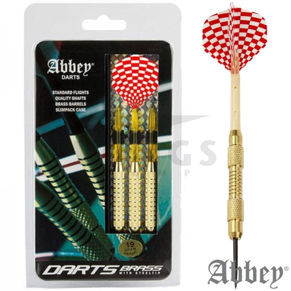 Abbey brass darts