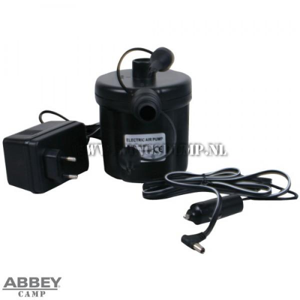 Electrische pomp 12V en 220V