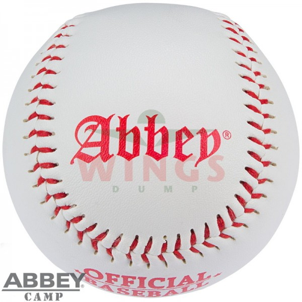 Honkbal Abbey wit 135 gram