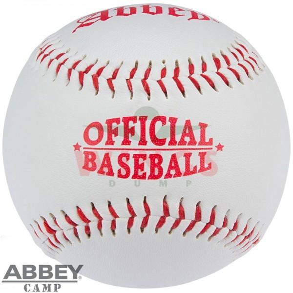 Honkbal Abbey wit 135 gram