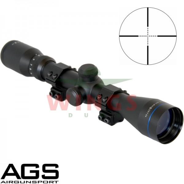AGS telescoopvizier 3-9x40 Mildot