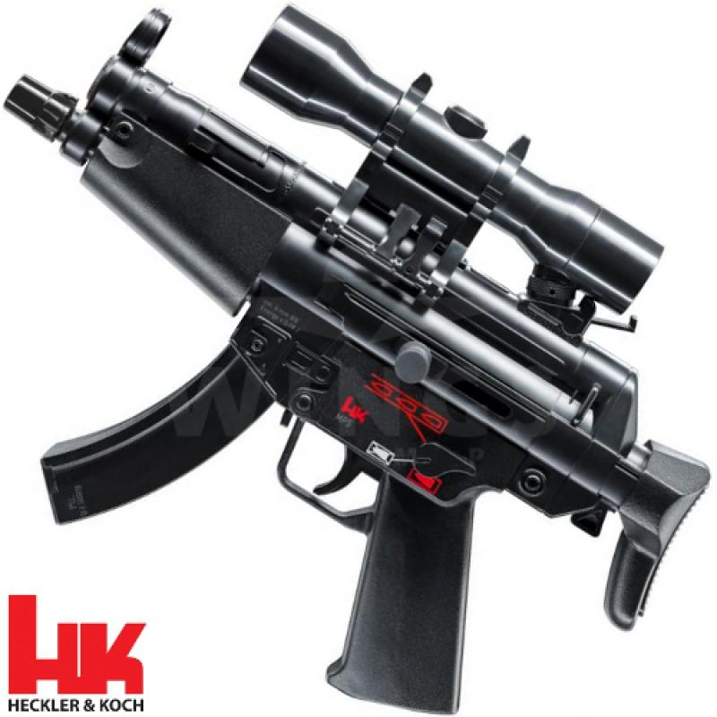 Heckler en Koch MP5 dual 0,08 joule