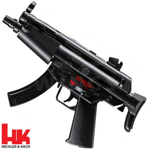 Heckler en Koch MP5 dual 0,08 joule