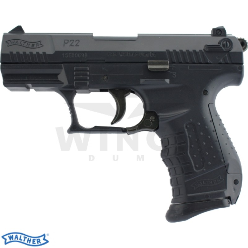 Walther P22 spring 0,08 joule