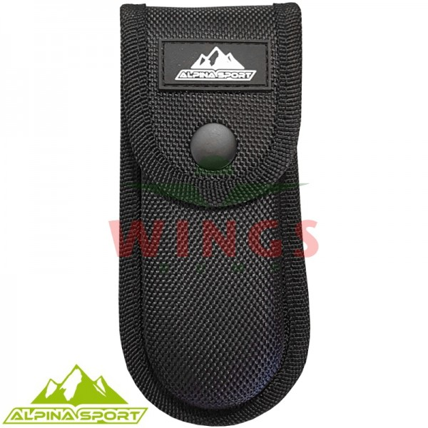 Alpina Sport ODL lockmes met sheath