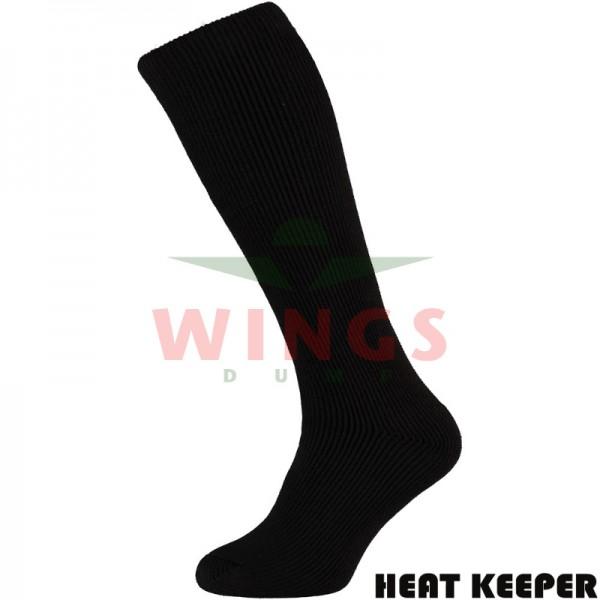 Heat Keeper thermo kniekous zwart