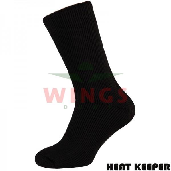 Heat Keeper thermo sok zwart
