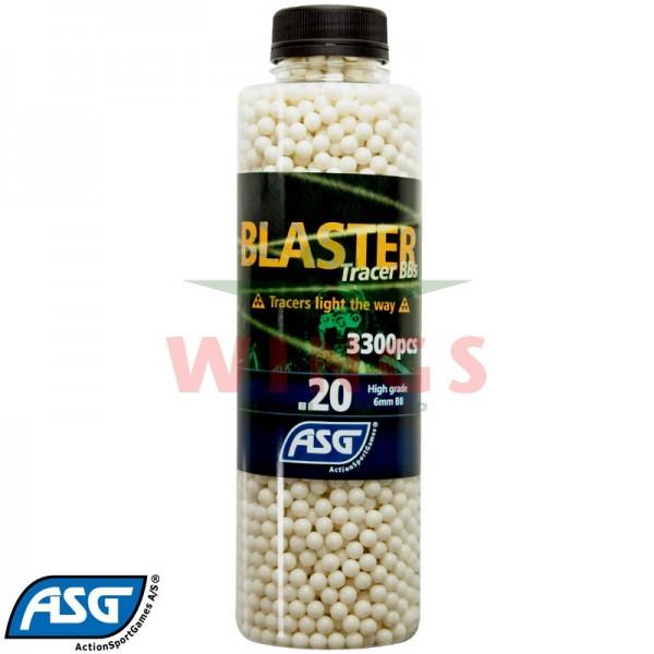 ASG Blaster tracer bb's 0,20 gram 3300 stuks