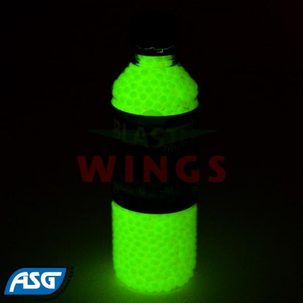 ASG Blaster tracer bb's 0,25 gram 3000 stuks.