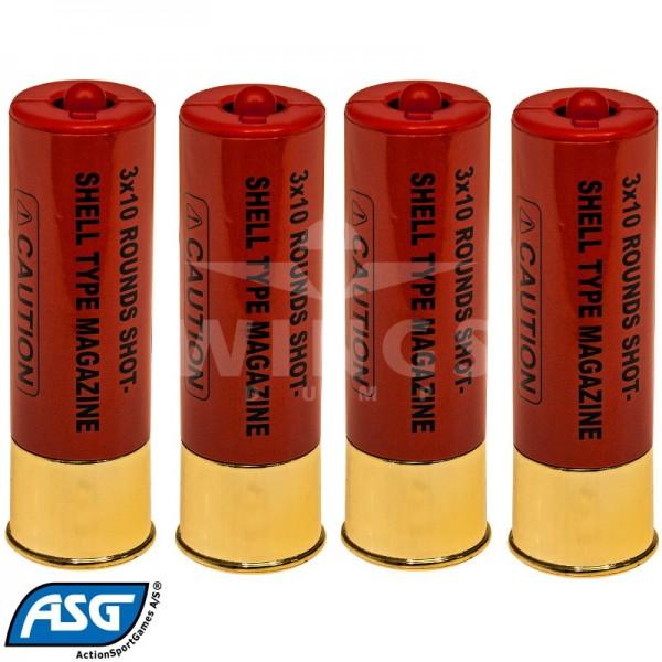 ASG Franchi shells 3x10 4 stuks