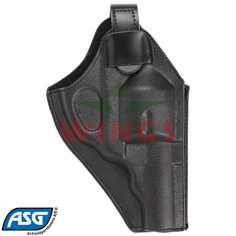 Riemholster ASG Dan Wesson revolver