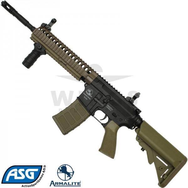 ASG Armalite M15A4 R.I.S. Ranger tan
