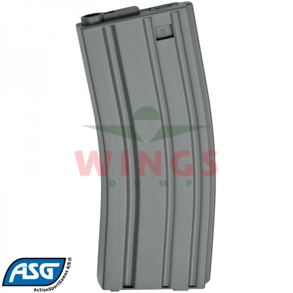 ASG M4/M16 low-cap magazijn 85 rounds