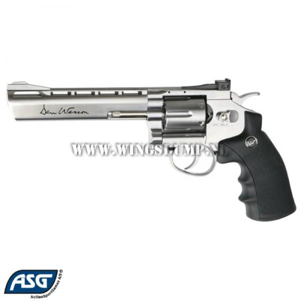 Dan Wesson 6 inch revolver