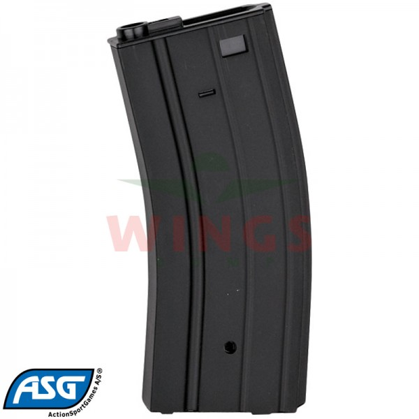 ASG M15/M16 hi-cap magazijn 300 rounds