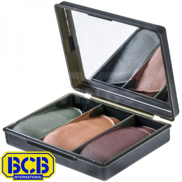 BCB camouflagecreme multicamo in boxje