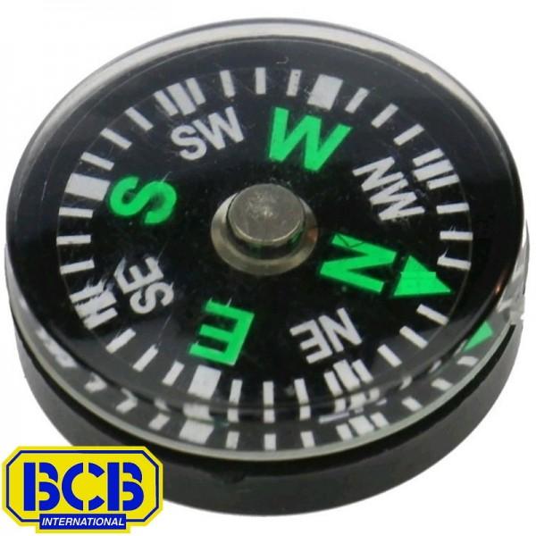 BCB micro button kompas