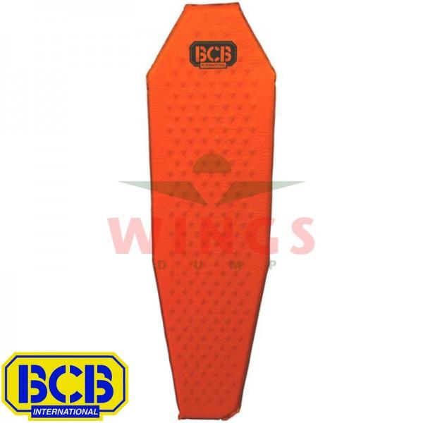 BCB selfinflating matras oranje