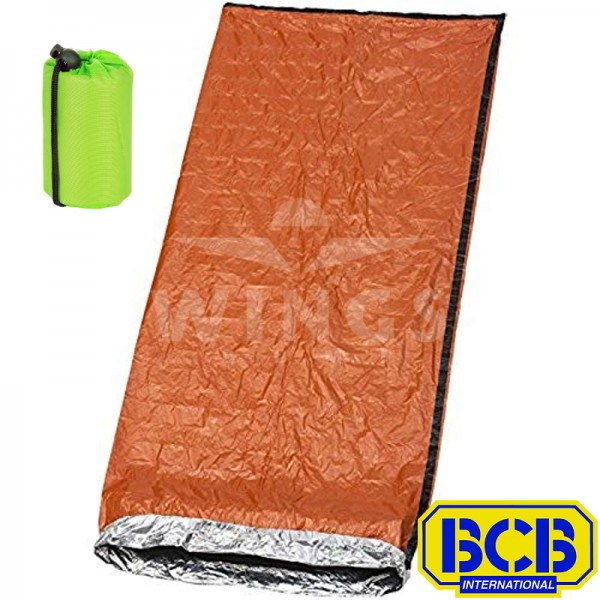 BCB survival bad weather bag oranje