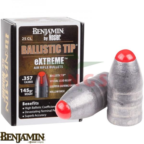 Benjamin Extreme Ballistic Tip cal.357 / 9 m.m.