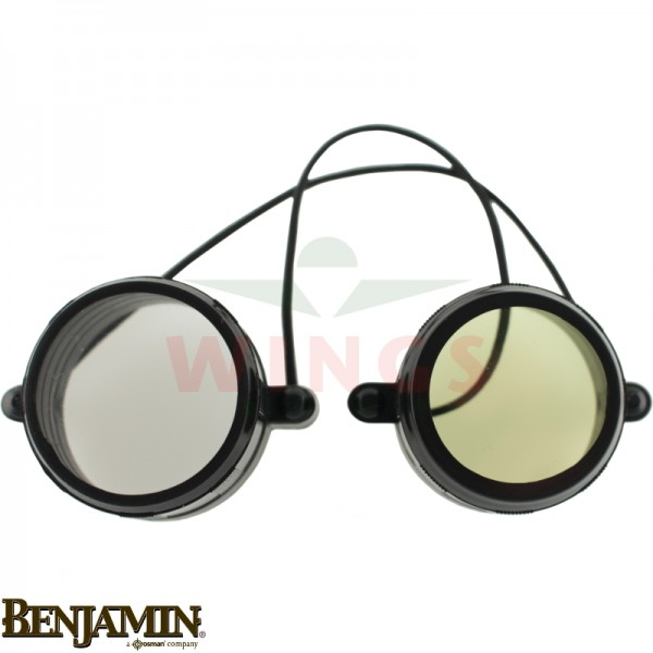 Benjamin Prowler met scope 5,5 m.m.