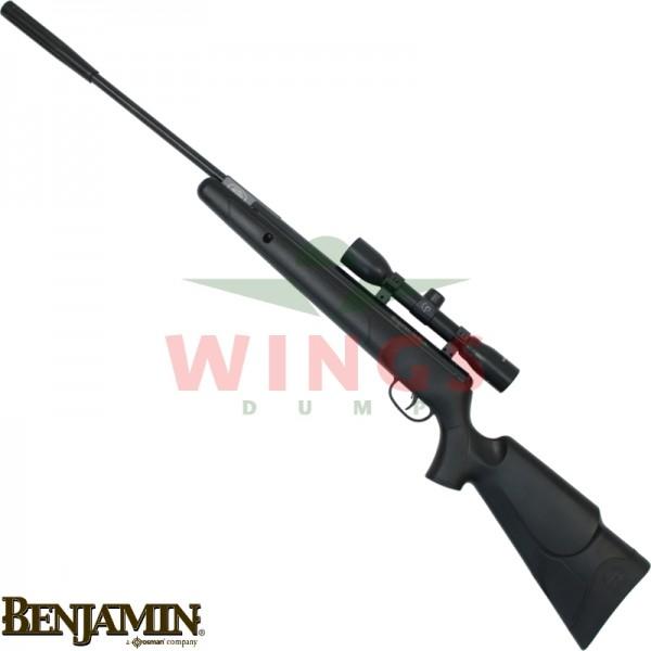 Benjamin Prowler Classic met scope 4,5 m.m.