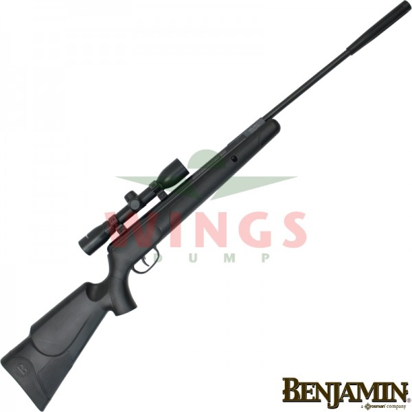 Benjamin Prowler Classic met scope 4,5 m.m.