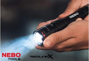 Nebo Redline-X rechargeable