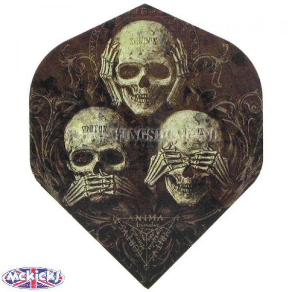 Flights Alchemy no evil 3 skulls