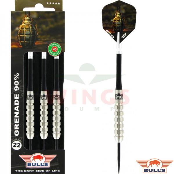 Bull's Grenade tungsten darts