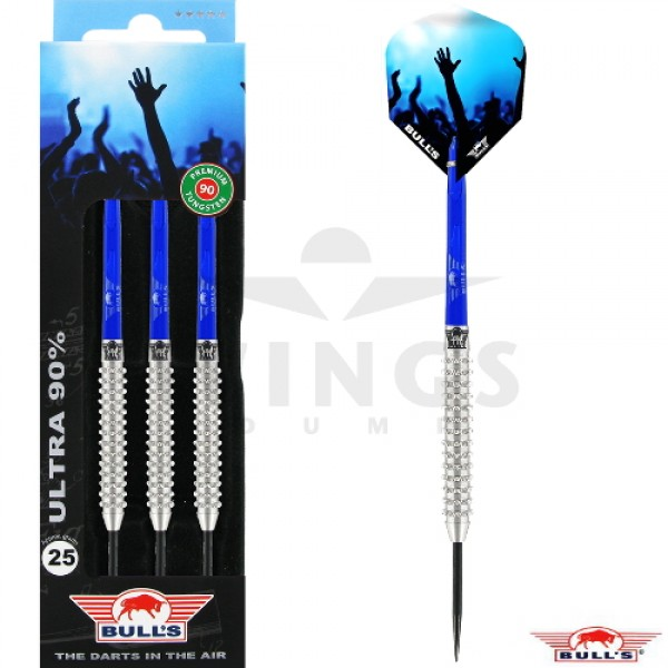Bull's Ultra tungsten darts
