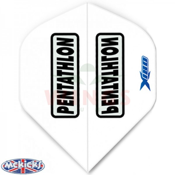 Pentathlon X-180 flights white-clear