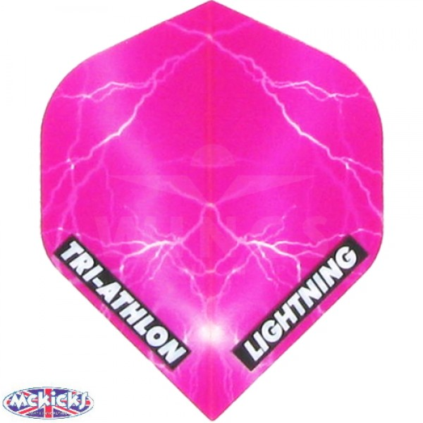 Flights triathlon lightning pink