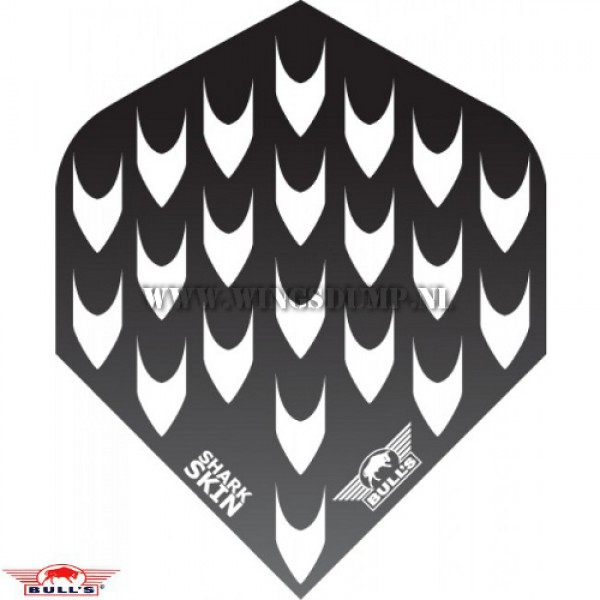 Flights Bull's shark skin black-clear
