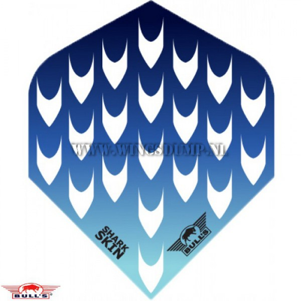 Flights Bull's shark skin blue-clear