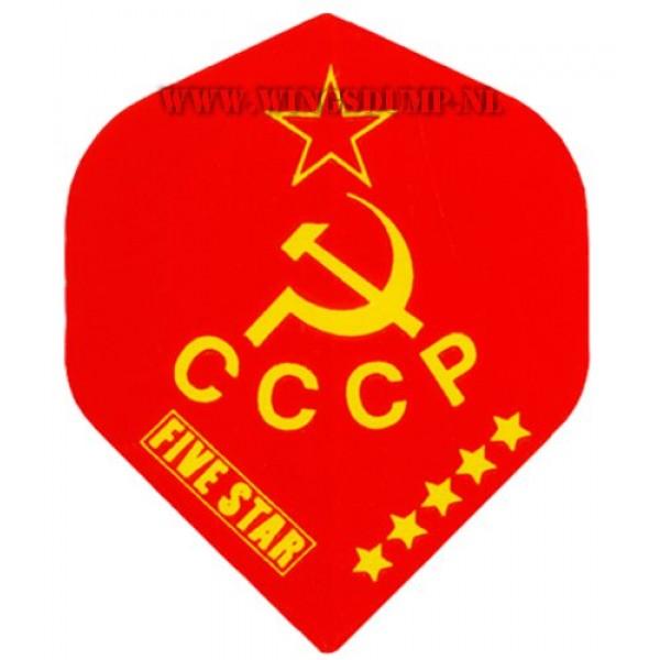 Flights five star cccp rood geel
