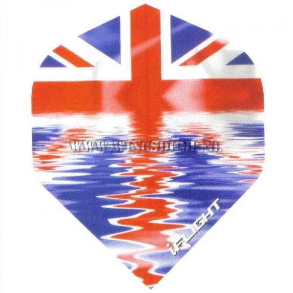 Flights iFlight floating Union Jack