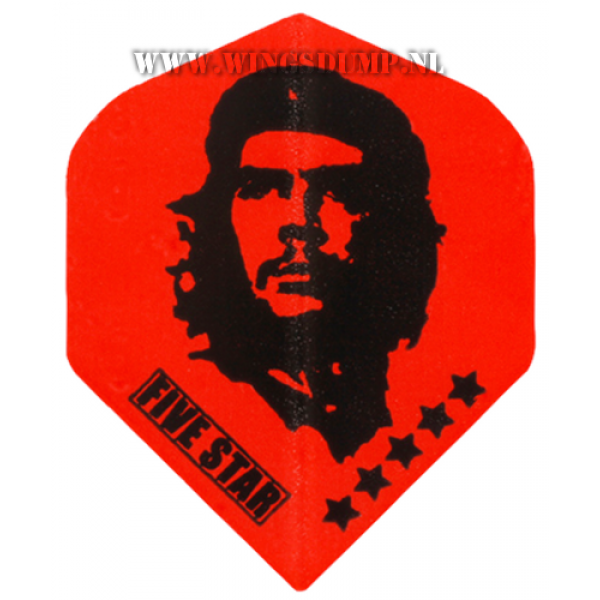 Flights five star che guevara rood