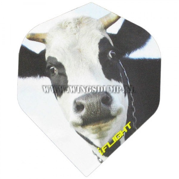 Flights iFlight mad cow zwart/wit