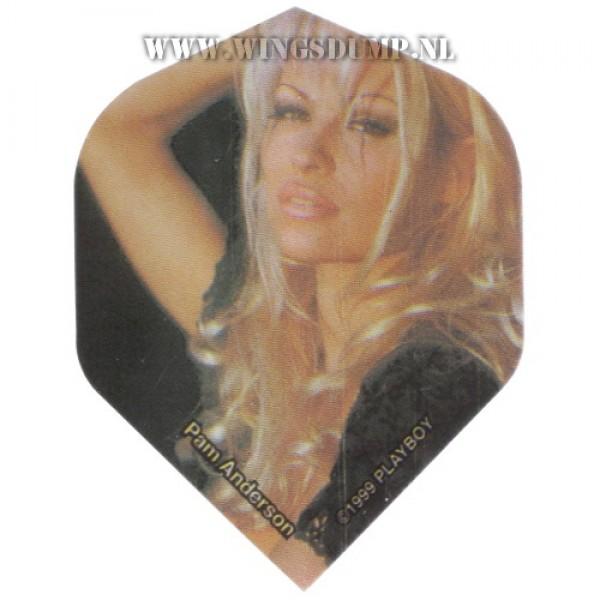Flights playboy Pamela Anderson