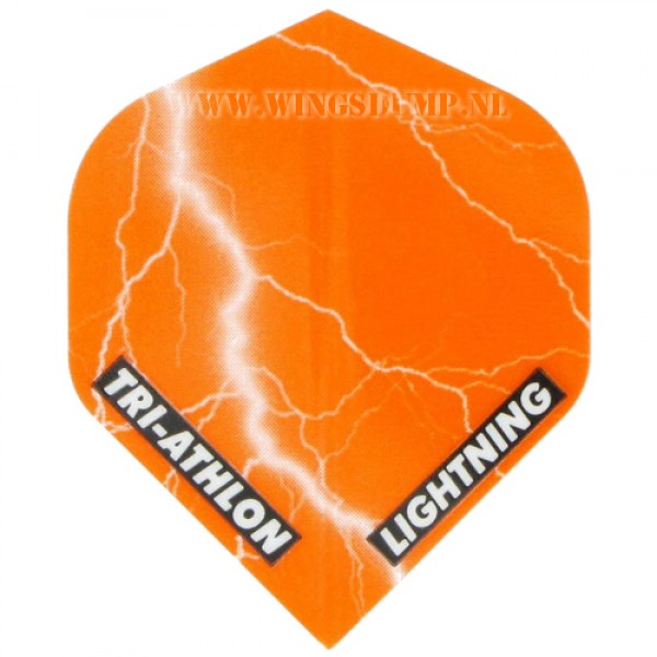 Flights triathlon lightning oranje