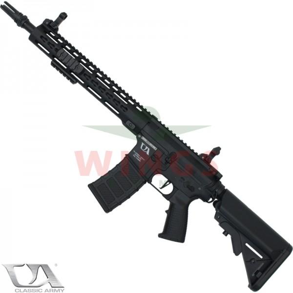 Classic Army M4 CA4 Keymod 12 ECU zwart