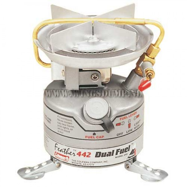 Coleman Feather stove