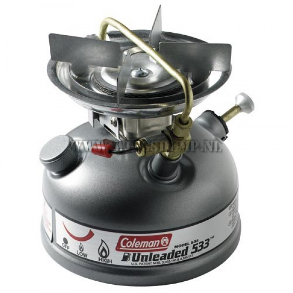 Coleman Sportster stove