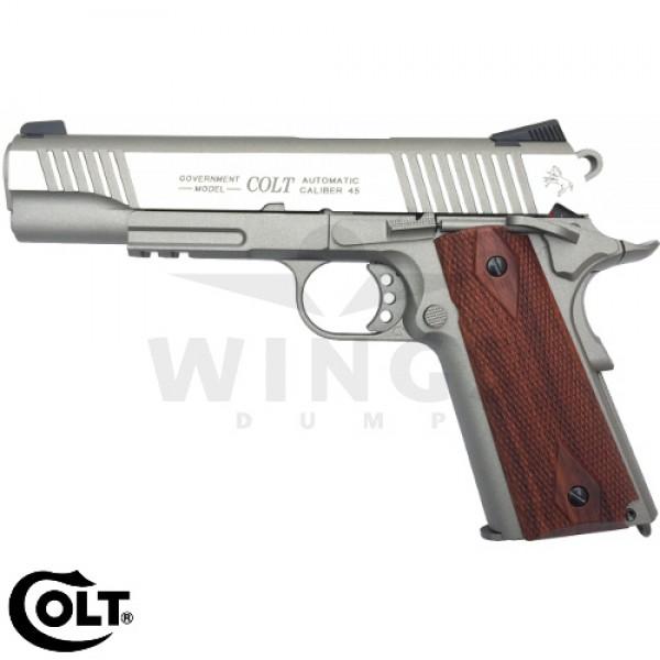 Colt model 1911 stainless steel