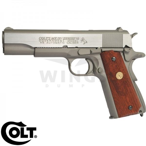 Colt 1911 MK IV rvs co2