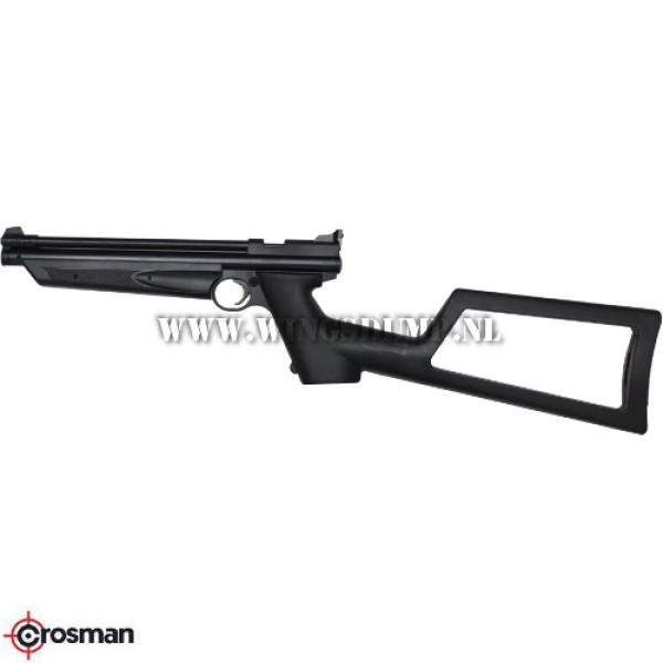 Crosman shoulder stock