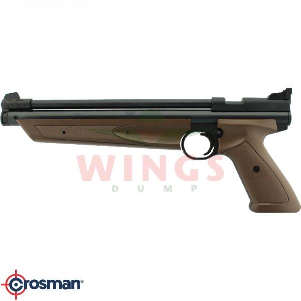 Crosman P1377 Pumpmaster bruin