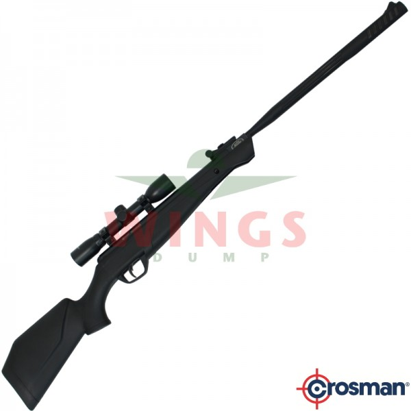 Crosman Shockwave met scope 4,5 m.m.