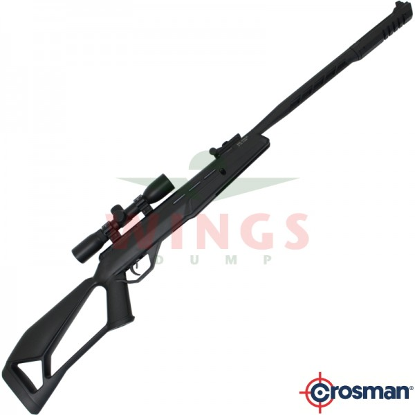 Crosman Thrasher met scope 5,5 m.m.